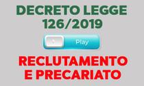 Decreto Legge 126/2019: schede di lettura